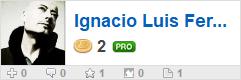 Ignacio Luis Fernandez Gob's profile on WallpaperFusion.com