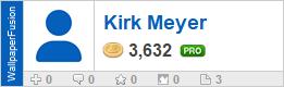 Kirk Meyer's profile on WallpaperFusion.com