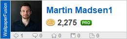 Martin Madsen1's profile on WallpaperFusion.com