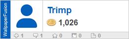 Trimp's profile on WallpaperFusion.com