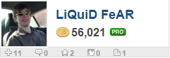 LiQuiD FeAR's profile on WallpaperFusion.com
