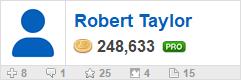 Robert Taylor's profile on WallpaperFusion.com