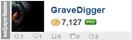 GraveDigger's profile on WallpaperFusion.com