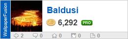 Baldusi's profile on WallpaperFusion.com
