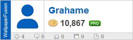 Grahame's profile on WallpaperFusion.com
