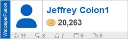 Jeffrey Colon1's profile on WallpaperFusion.com