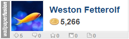 Weston Fetterolf's profile on WallpaperFusion.com