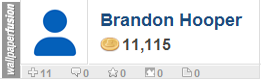 Brandon Hooper's profile on WallpaperFusion.com