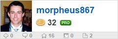 morpheus867's profile on WallpaperFusion.com