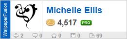Michelle Ellis' profile on WallpaperFusion.com
