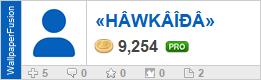 «HÂWKÂÎл's profile on WallpaperFusion.com