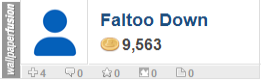 Faltoo Down's profile on WallpaperFusion.com