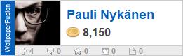 Pauli Nykänen's profile on WallpaperFusion.com