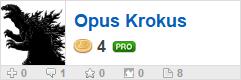 Opus Krokus' profile on WallpaperFusion.com