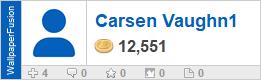 Carsen Vaughn1's profile on WallpaperFusion.com