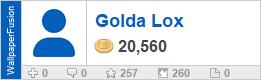 Golda Lox's profile on WallpaperFusion.com