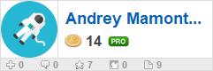 Andrey Mamontov's profile on WallpaperFusion.com