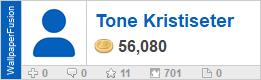 Tone Kristiseter's profile on WallpaperFusion.com