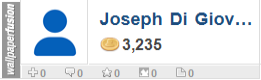 Joseph Di Giovanni's profile on WallpaperFusion.com