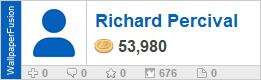 Richard Percival's profile on WallpaperFusion.com