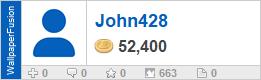 John428's profile on WallpaperFusion.com