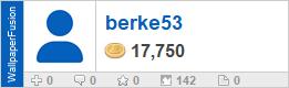 berke53's profile on WallpaperFusion.com