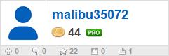 malibu35072's profile on WallpaperFusion.com