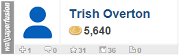 Trish Overton's profile on WallpaperFusion.com