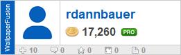rdannbauer's profile on WallpaperFusion.com