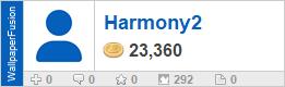 Harmony2's profile on WallpaperFusion.com
