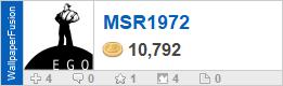 MSR1972's profile on WallpaperFusion.com