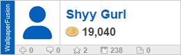 Shyy Gurl's profile on WallpaperFusion.com