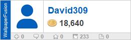 David309's profile on WallpaperFusion.com