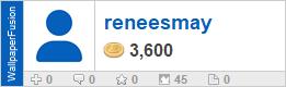 reneesmay's profile on WallpaperFusion.com