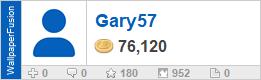 Gary57's profile on WallpaperFusion.com