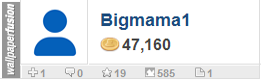 Bigmama1's profile on WallpaperFusion.com