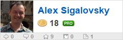 Alex Sigalovsky's profile on WallpaperFusion.com