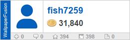 fish7259's profile on WallpaperFusion.com