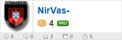 NirVas-'s profile on WallpaperFusion.com