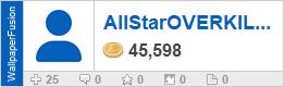 AllStarOVERKILL#1's profile on WallpaperFusion.com