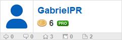 GabrielPR's profile on WallpaperFusion.com
