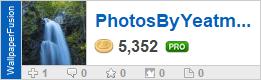 PhotosByYeatman's profile on WallpaperFusion.com