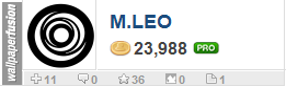 M.LEO's profile on WallpaperFusion.com