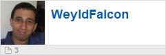 WeyldFalcon's profile on WallpaperFusion.com