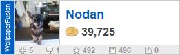 Nodan's profile on WallpaperFusion.com