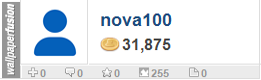 nova100's profile on WallpaperFusion.com