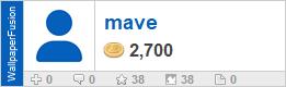mave's profile on WallpaperFusion.com