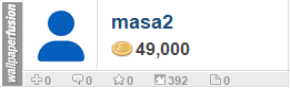 masa2's profile on WallpaperFusion.com
