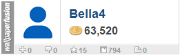 Bella4's profile on WallpaperFusion.com