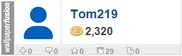 Tom219's profile on WallpaperFusion.com